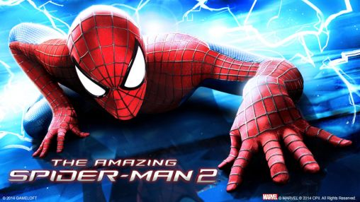 Download file setup / instaler only The Amazing Spiderman 2