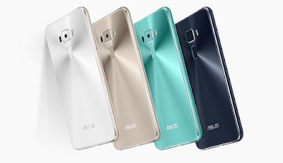 ZenFone 3 Colors