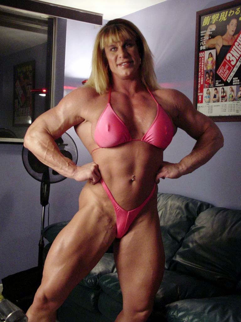 Shemale Masturbation Bodybuilder 65