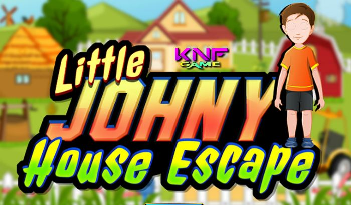 KNFGames Little Johny House Escape
