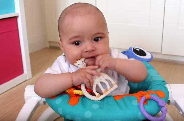 4-5-6 Aylık Bebek Oyuncakları