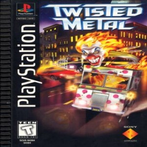 Baixar jogos Twisted Metal Collection x5 (PS1) PS2 Free