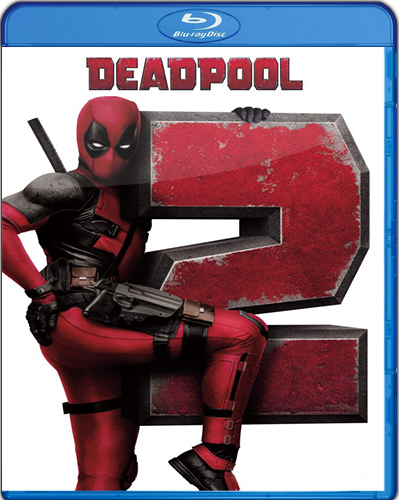 Deadpool 2 [2018] [BD50] [Latino] [Theatrical]