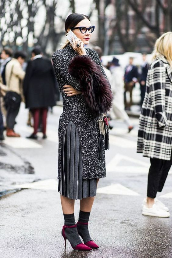 The New Blacck - Blog - Orléans - inspirations - Mode - outfit - Janvier - 2019