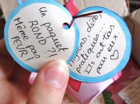 swap paquet cadeau