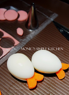 karakter telur puyuh