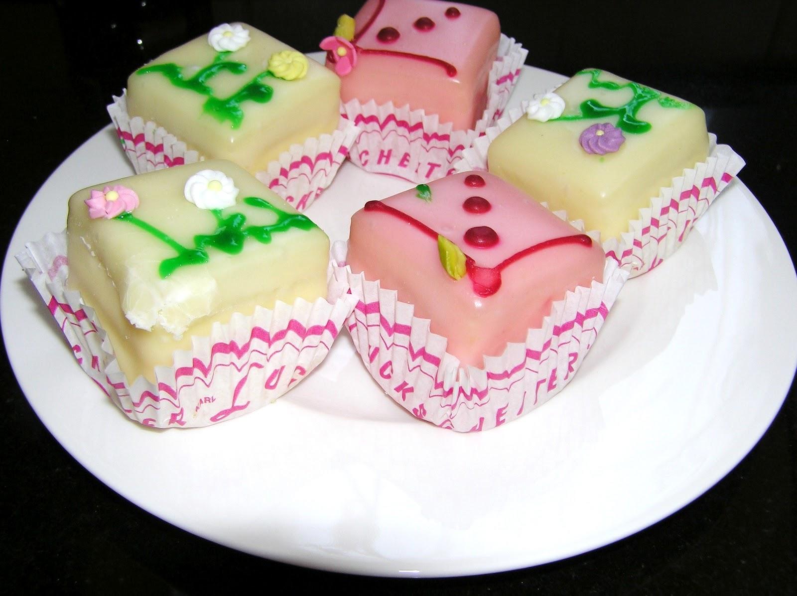 Denise  Nhkstchen Kleine Kuchen