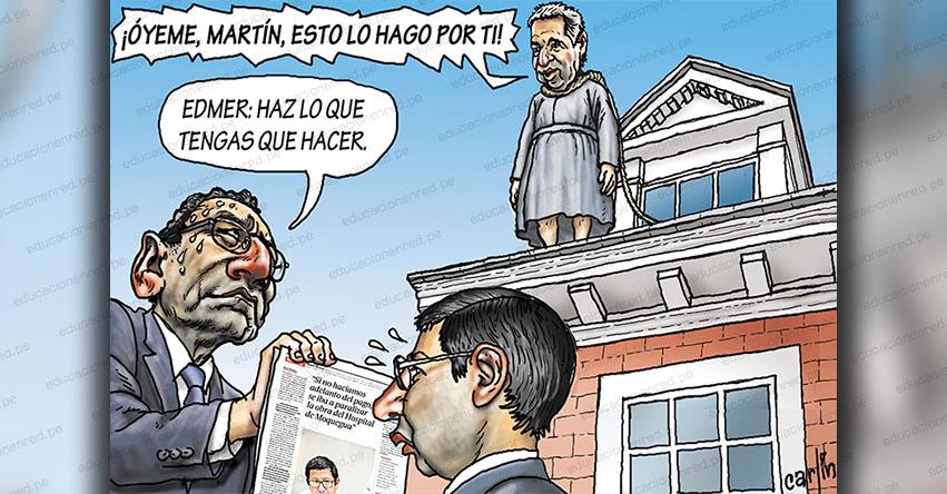 Carlincaturas Sábado 7 Diciembre 2019 - La República