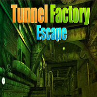 AvmGames Tunnel Factory Escape Walkthrough