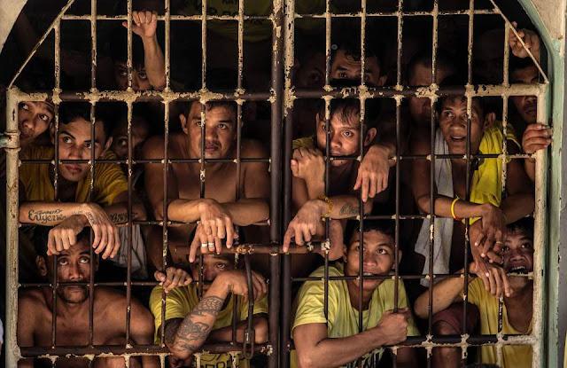Quezon City, Penjara Paling Mengerikan di Filipina