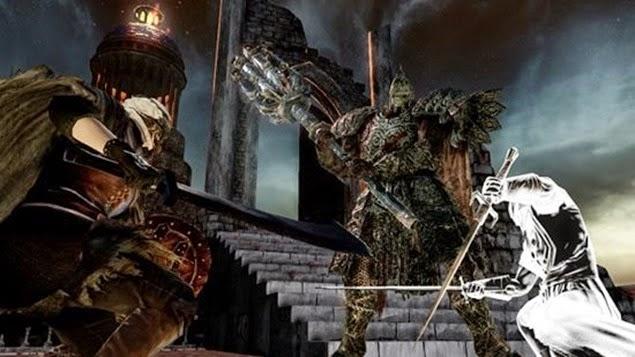 Dark Souls 2 Como Abrir As Portas Esquecidas Forgotten