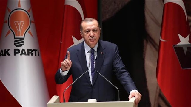 Turkey's President Recep Tayyip Erdogan slams 'justice march', calls opposition leader Kemal Kilicdaroglu 'terror sympathizer'