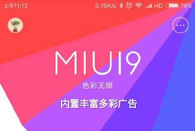 Fitur Keren MIUI 9 Berikut Daftar Hp Xiaomi Yang Akan Mendapat Update Dalam Waktu Dekat