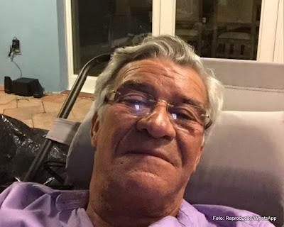 Goiana: Depois de seis meses afastado, Osvaldinho pede mais 30 dias de licença