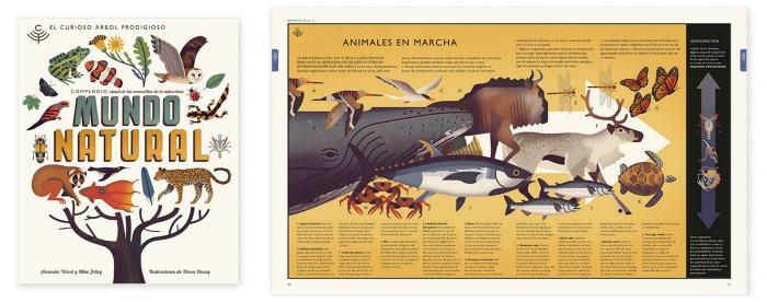 los mejores libros informativos para niños, libros conocimientos mundo natural