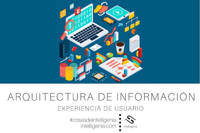"""""""Usabilidad"""" """"Accesibilidad"""" """"Arquitectura de informacion"""""""