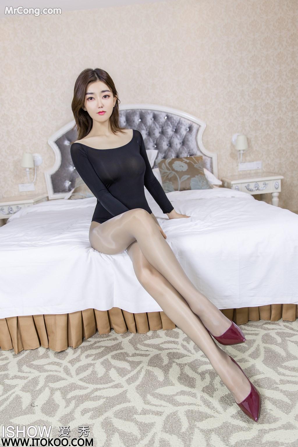 Image ISHOW-No.175-Caroline-MrCong.com-009 in post ISHOW No.175: Người mẫu 林琳Caroline (31 ảnh)