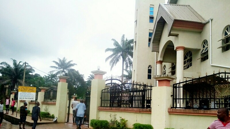 Image result for Gabriel Ozu condemns Ozubulu Church attack, calls for investigation