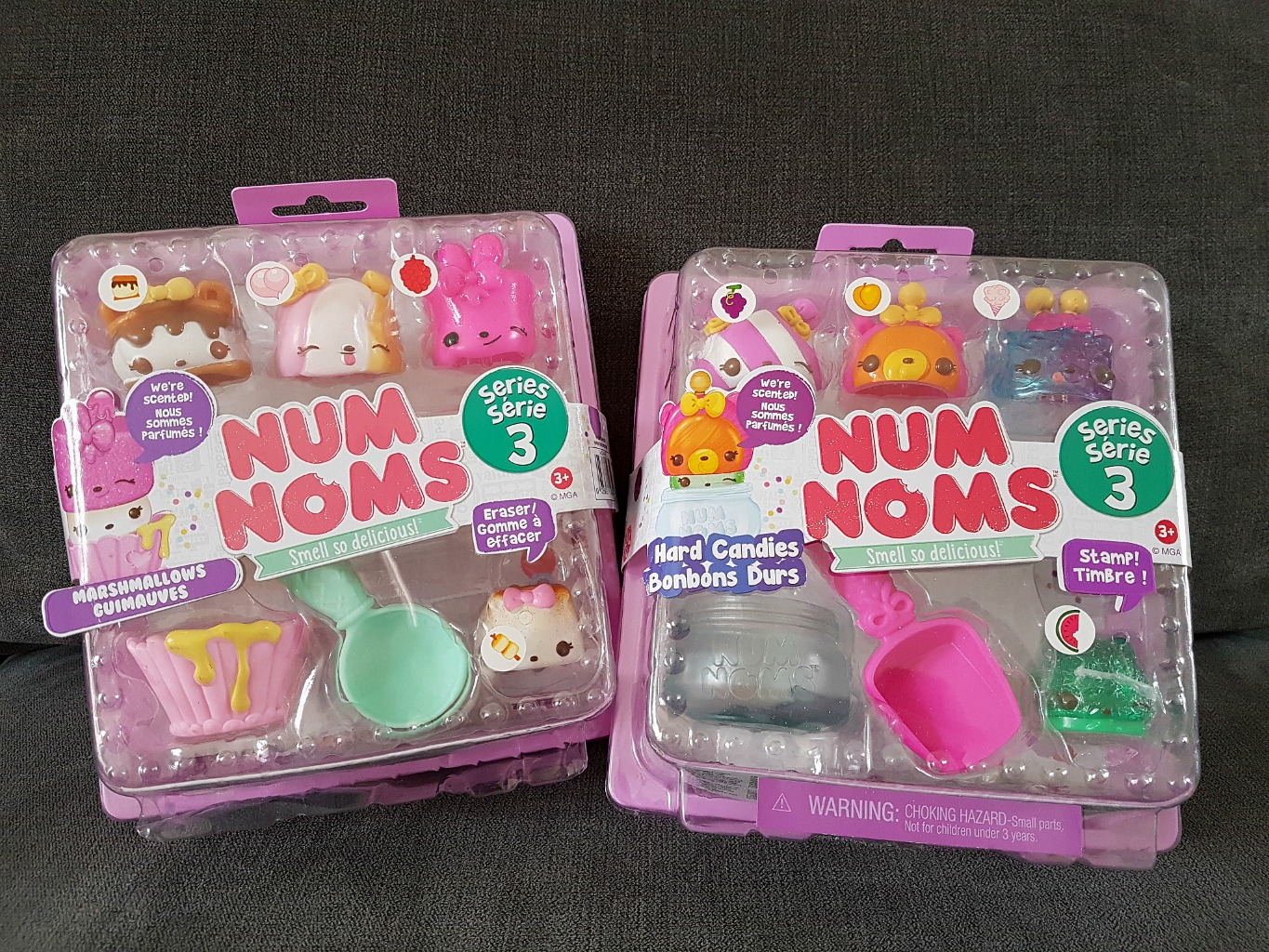 Scented Collectibles, Num Noms, kawaii cute toys
