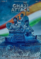 Rana Daggubati, Taapsee Pannu, Kay Kay Menon Telugu movie The Ghazi Attack is 7th biggest film in 2017 Tollywood wiki