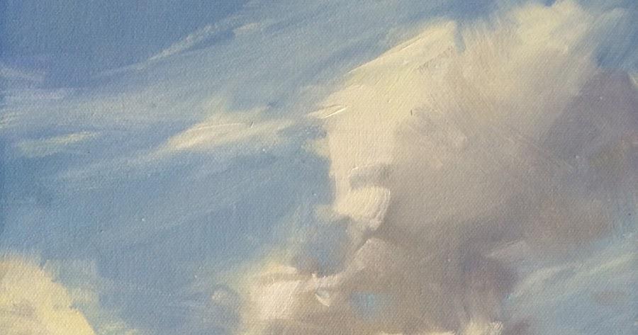 Plein Air Painting In St Simons Island Ga