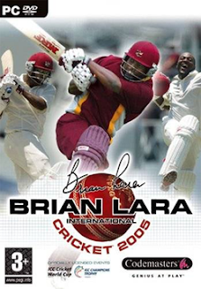 Brian Lara International Cricket 2005 Free For PC
