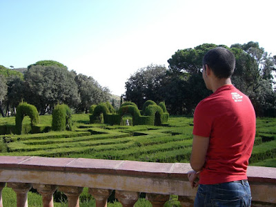 Laberint d' Horta Park