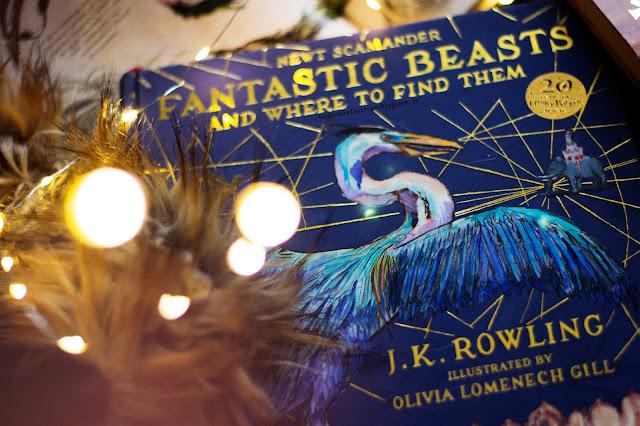 Fantastic Beasts and Where to Find Them | Legendás állatok és megfigyelésük - illusztrált kiadás