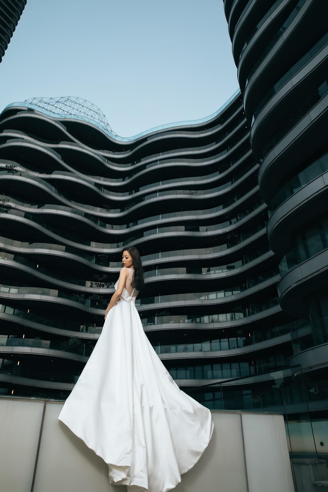 |婚紗攝影|Nick&Faye 淡水 水立方