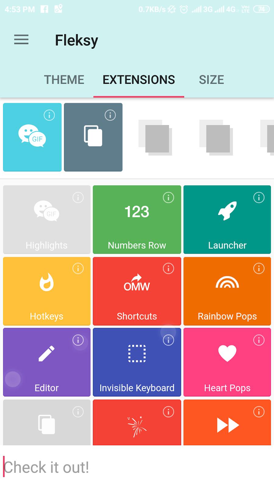 Best android keyboard app ? - TechShashi