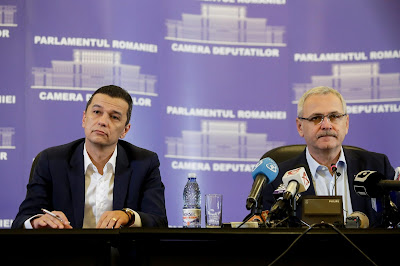 Románia, Liviu Dragnea, Sorin Grindeanu, kormányalakítás, Románia, Klaus Iohannis, Călin Popescu Tăriceanu, Kelemen Hunor,
