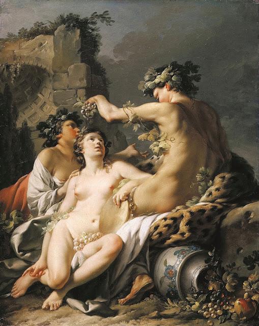 Jean Baptiste Marie Pierre - L'autunno