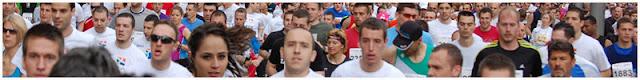 Beogradski maraton - glave