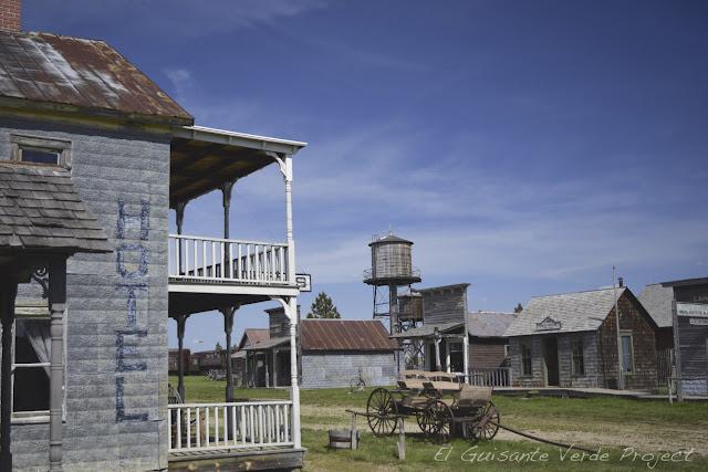 1880 Town - Dakota del Sur, Hotel