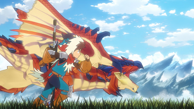 Kumpulan Foto Monster Hunter Stories - Ride On, Fakta Monster Hunter Stories - Ride On dan Videonya