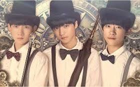 TFBOYS 大夢想家 琴譜 5級 F#大調