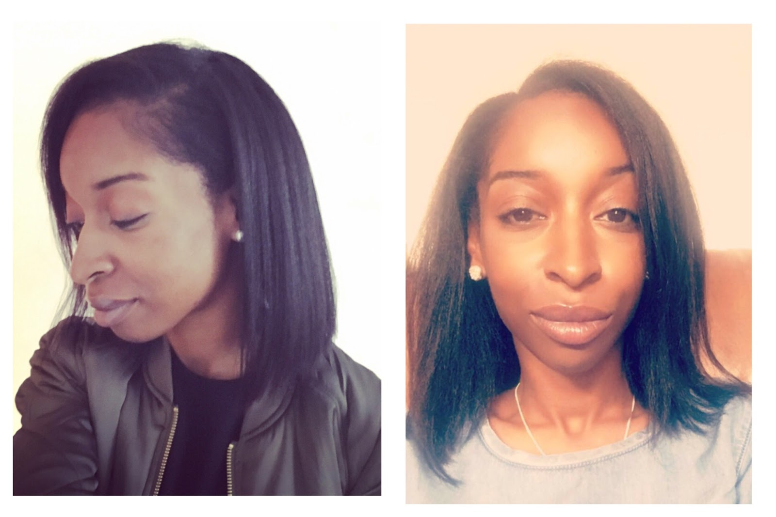The Healthy Hair Diary: Mid-Neck Length To Shoulder Length