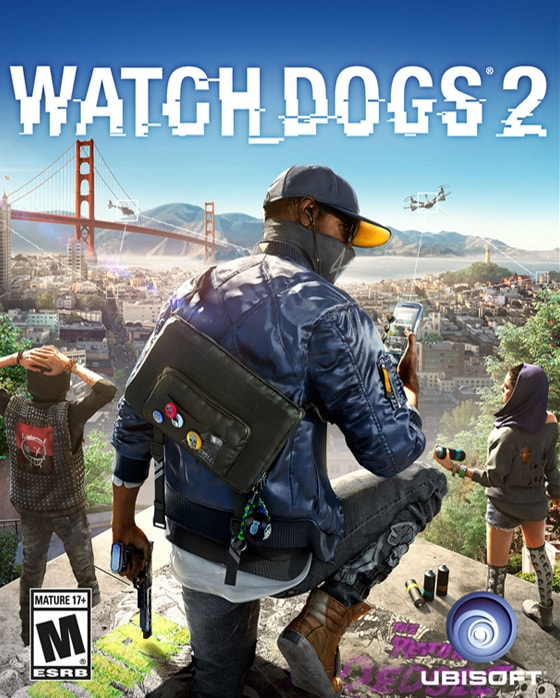 Watch Dogs 2 Deluxe Edition FULL UNLOCKED - 22.24 GB