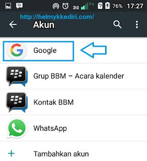 Verifikasi login akun gmail dengan ponsel2