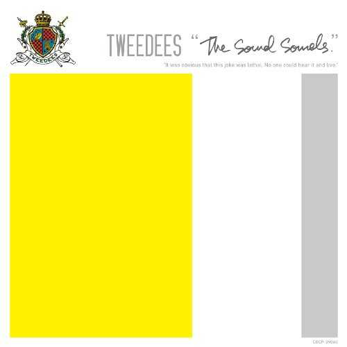 [MUSIC] TWEEDEES – The Sound Sounds. (2015.03.18/MP3/RAR)