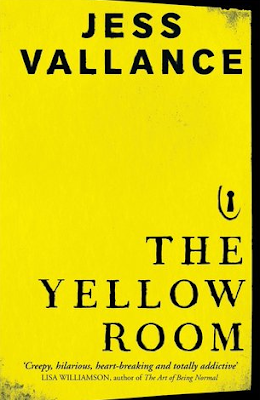 the yellow room by jess vallance review