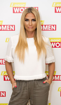 , Katie Price has insisted she is NOT being bullied on Loose Women, Latest Nigeria News, Daily Devotionals & Celebrity Gossips - Chidispalace