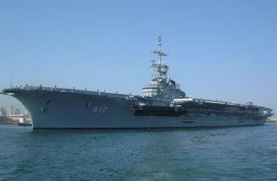 Kelas Clemenceau - modifikasi (Brazil) - 265 meter