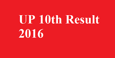 UP 10th Result 2016