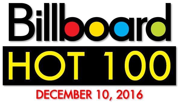 Download [Mp3]-[Top Chart] US Billboard Hot 100 Singles Chart Date December 10, 2016 @192-320 Kbps 4shared By Pleng-mun.com
