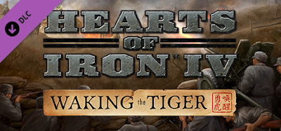 Hearts of Iron 4 Waking the Tiger Download