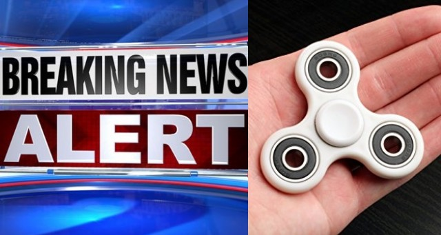 Alert! Throw Away Your Fidget Spinner Immediately - Authorities Release New Report Saying It Can Kill Your Child