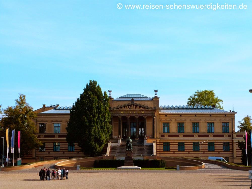 Staatliches Museum Schwerin, Schwerin Museum, Sehenswürdigkeiten Schwerin