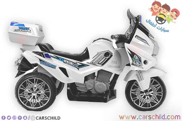 دراجات اطفال شرطة كهربائية