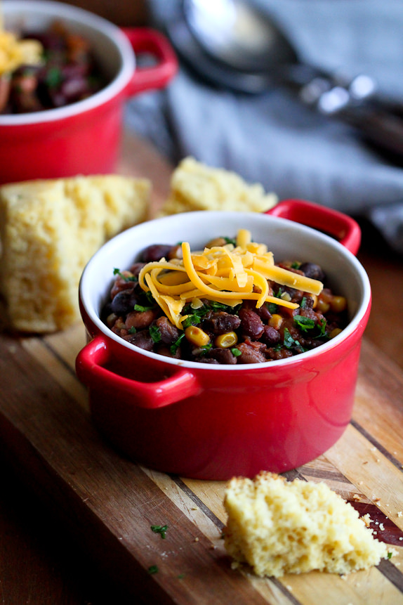 Slow Cooker from Scratch®: The BEST Slow Cooker Chili Recipes